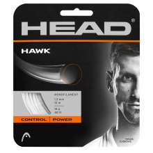 Head Hawk weiss Tennissaite