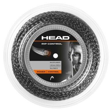Head Rip Control schwarz/weiss 200 Meter Rolle
