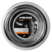 Head Tennissaite Hawk (Haltbarkeit+Power) schwarz 200m Rolle