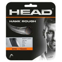 Head Hawk Rough anthrazit Tennissaite