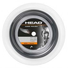 Head Hawk Rough anthrazit 200m Rolle