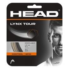 Head Tennissaite Lynx Tour (Kontrolle+Spin) champagne 12m Set