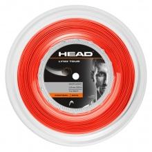 Head Tennissaite Lynx Tour (Kontrolle+Spin) orange 200 Meter Rolle