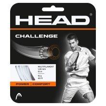Head Challenge weiss Tennissaite