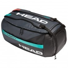 Head Racketbag Gravity Sport 2019 schwarz