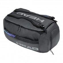 Head Tennistasche Gravity Sport 2021 schwarz/blau