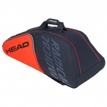 Head Racketbag Radical 9R Supercombi 2020 orange/grau