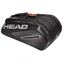 Head Racketbag Tour Team 12R Monstercombi 2019 schwarz/silber