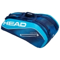 Head Racketbag Tour Team 9R Supercombi 2019 blau/navy