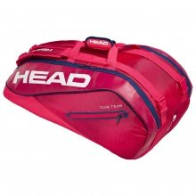 Head Racketbag Tour Team 9R Supercombi 2019 rot/magenta