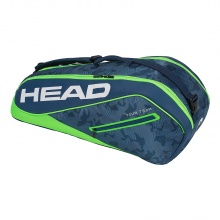 Head Racketbag Tour Team 6R Combi 2018 navy/lime