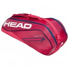 Head Racketbag Tour Team 6R Combi 2019 rot/magenta