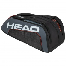 Head Racketbag Tour Team 12R Monstercombi 2020 schwarz/grau