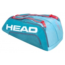 Head Racketbag Tour Team 12R Monstercombi 2020 blau/pink