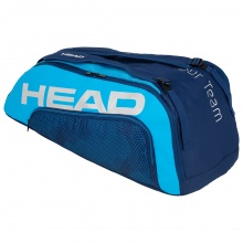 Head Racketbag Tour Team 9R Supercombi navy/blau