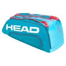 Head Racketbag Tour Team 9R Supercombi 2020 blau/pink