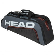 Head Racketbag Tour Team 6R Combi 2020 schwarz/grau