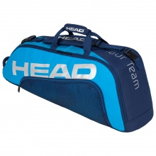 Head Racketbag Tour Team 6R Combi navy/blau