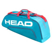 Head Racketbag Tour Team 6R Combi 2020 blau/pink