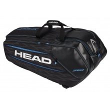 Head Racketbag Speed 12R Monstercombi LTD 2018 schwarz/blau