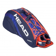 Head Racketbag Radical 12R Monstercombi 2018 navy