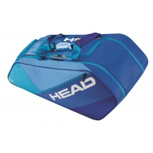 Head Racketbag Elite Allcourt blau