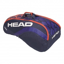 Head Racketbag Radical 9R Supercombi 2018 navy