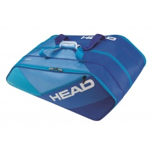 Head Racketbag Elite 12R Monstercombi 2017 blau