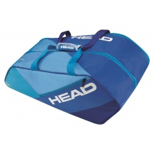 Head Racketbag Elite 9R Supercombi blau