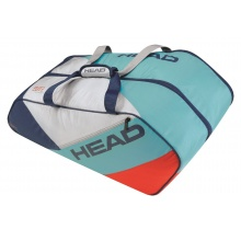 Head Racketbag Elite 9R Supercombi 2017 mint/grau