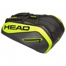 Head Racketbag Tour Team Extreme 12R Monstercombi 2019 schwarz