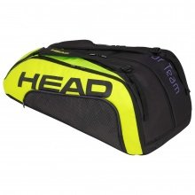 Head Racketbag Tour Team Extreme 12R Monstercombi 2020 schwarz/neon gelb