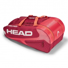 Head Racketbag Elite Allcourt 2018 rot/pink