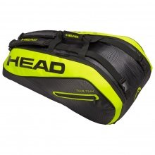 Head Racketbag Tour Team Extreme 9R Supercombi 2019 schwarz