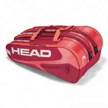 Head Racketbag Elite 12R Monstercombi 2018 rot/pink