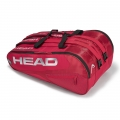 Head Racketbag Elite 12R Monstercombi 2018 rot/rot