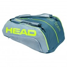Head Racketbag (Tennistasche) Tour Team Extreme 12R Monstercombi 2021 grau