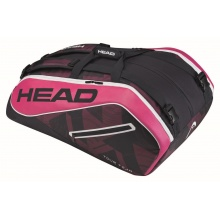 Head Racketbag Tour Team 12R Monstercombi 2017 navy/pink