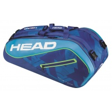 Head Racketbag Tour Team 9R Supercombi 2017 blau