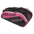 Head Racketbag Tour Team 9R Supercombi 2017 navy/pink