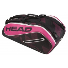 Head Racketbag Tour Team 9R Supercombi 2017 navy/pink