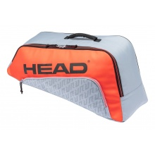 Head Racketbag (Schlägertasche) Combi Kinder/Junior Rebel 2021 grau