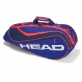 Head Racketbag Combi Junior 2018 blau