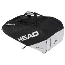 Head Racketbag Elite Allcourt 2020 schwarz/weiss