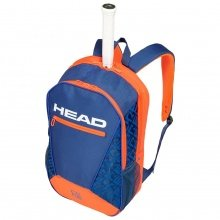Head Rucksack Core blau/orange