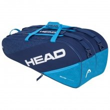 Head Racketbag Elite 9R Supercombi 2020 navy/blau