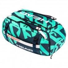 Head Tennistasche Gravity r-PET Duffle 2021 teal/navy