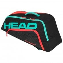 Head Racketbag Combi Junior Gravity 2019 schwarz