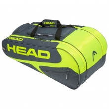 Head Racketbag Elite Allcourt 2019 grau/lime
