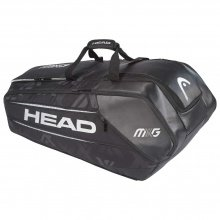 Head Racketbag MXG 12R Monstercombi 2018 schwarz/silber